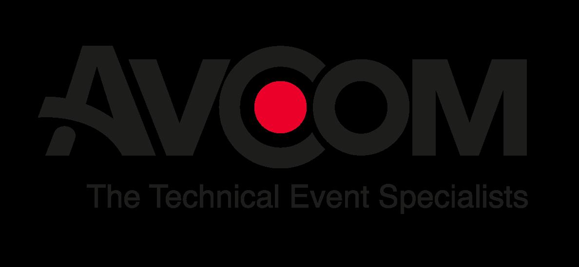 Avcom Logo Black - PNG